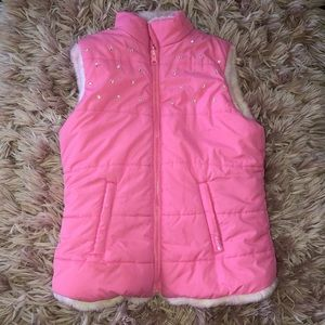 Children's Place Lined Vest